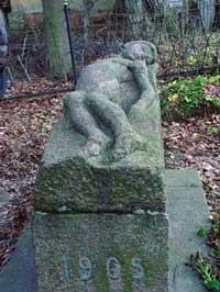 Надгробие Борисова-Мусатова